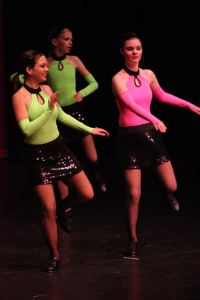 Tap Fired Up Dance Academy