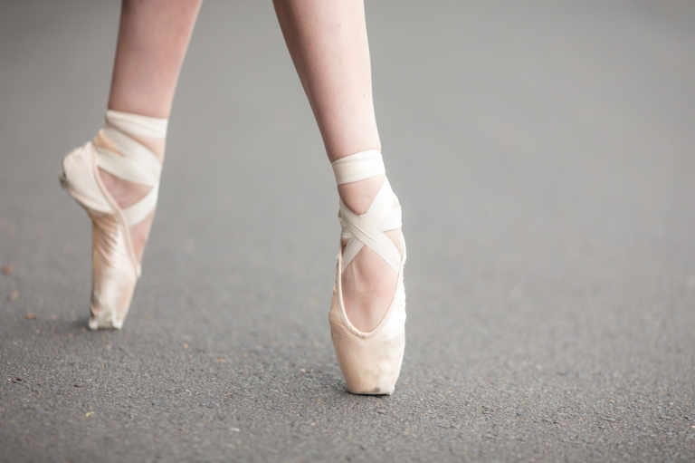 fired up dance academy, pointe ballet classes portland oregon, shannon hager photography