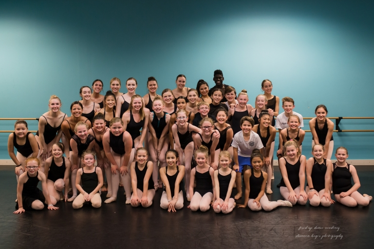 fired-up dance academy, tigard oregon nutcracker ballet, oregon dance studio